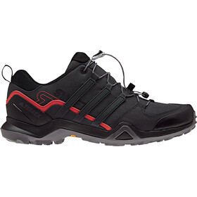 adidas TERREX Swift R2 Outdoor Shoes Men Carbon/Carbon/Hi-Res Red